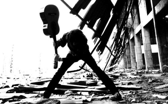 London Calling, le troisième album du groupe britannique The Clash, a 40 ans