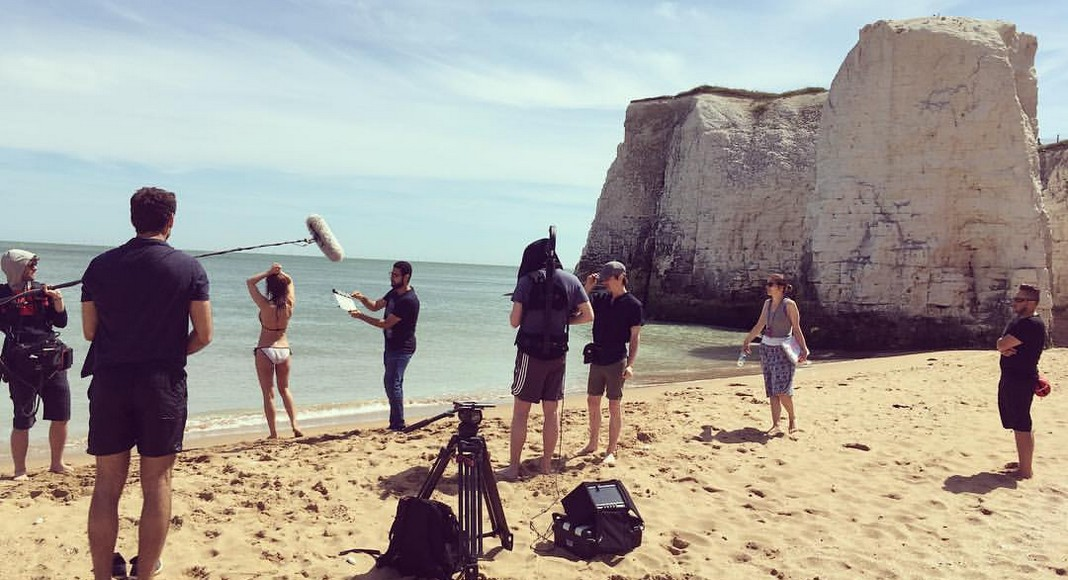 Tournage de Beautiful in the morning