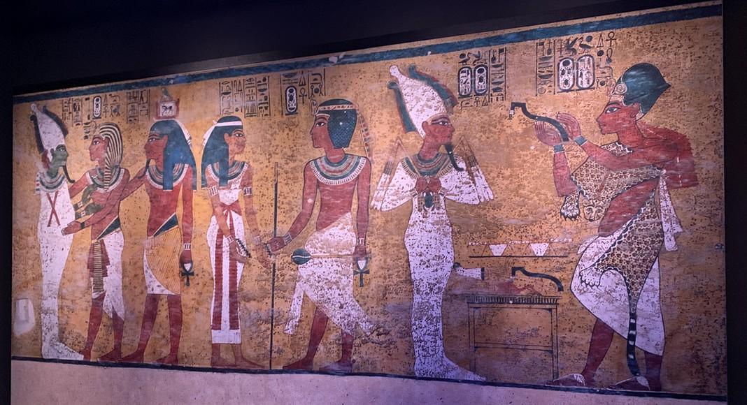 Toutankhamon, les trésors du pharaon doré