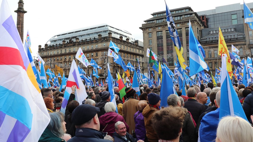 manifestation independance ecosse