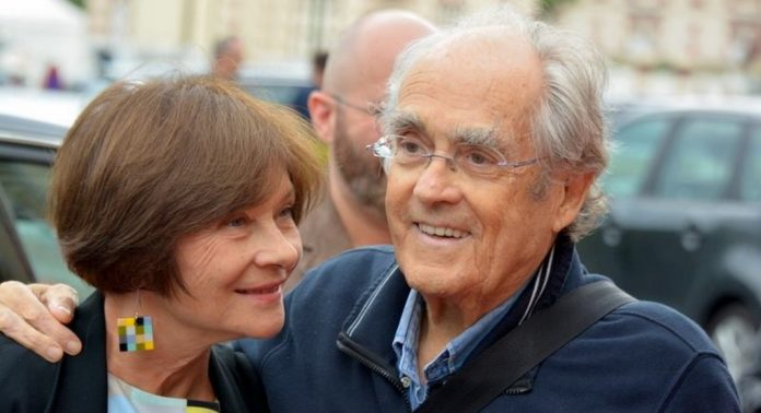 Michel Legrand et Macha Meril