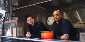 """Martin Le Boulc'h et Paul Henry De Vassoigne, co-fondateurs de """"The Patate"""""""