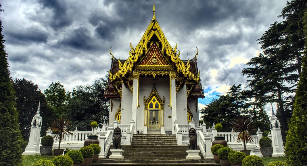 Temple bouddhiste de Wimbledon