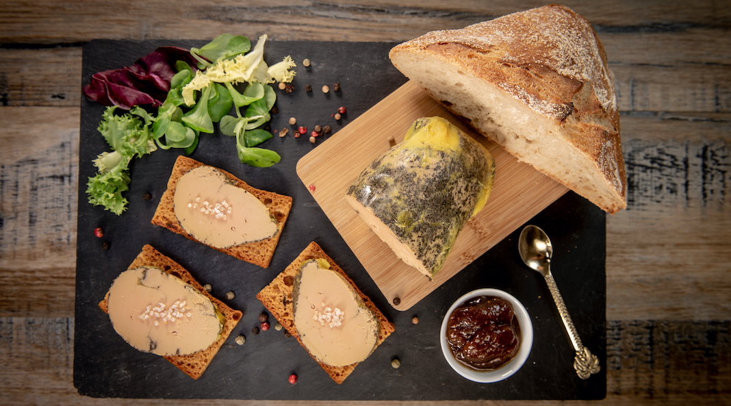 foie gras le kood