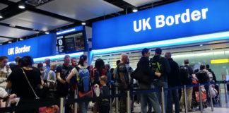 frontiere royaume-uni brexit visa touristes europeens