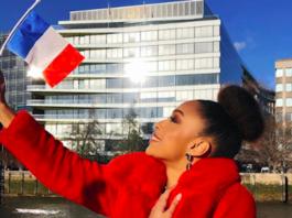 ophely mezino premiere dauphine miss monde 2019 londres