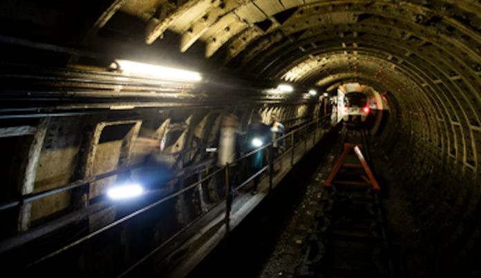 sorties insolites londres metro cache