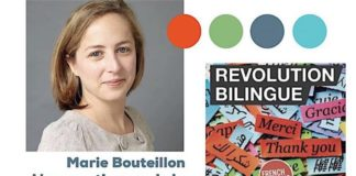 Marie Bouteillon podcast Revolution Bilingue