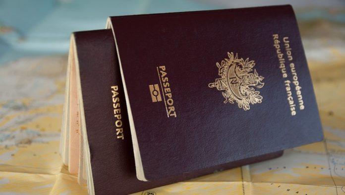 consulat demande passeport ecosse londres