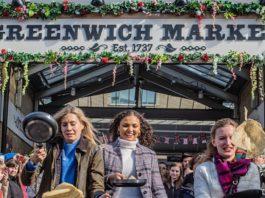 course crepe greenwich que faire londres fevrier 2020
