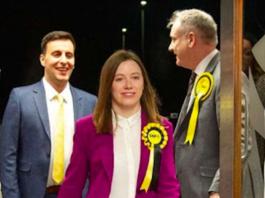 jeremie fernandes francais parti politique SNP