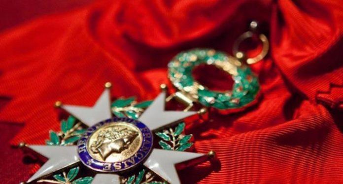 legion honneur macron londres