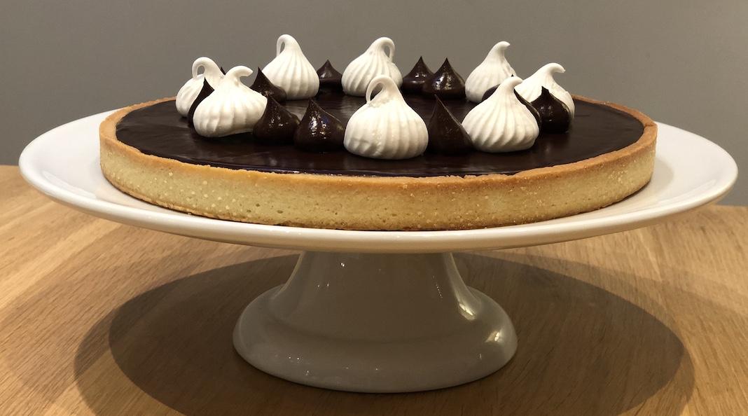 tarte au Chocolat alex and the cakes londres