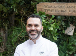 Chef Dominique Ansel Treehouse londres