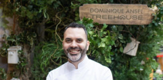 Chef Dominique Ansel Treehouse