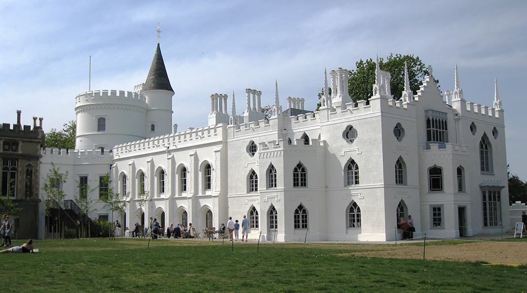Strawberry Hill House que faire a twickenham