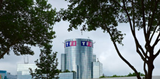 TF1 lancement plateforme creation londres netflix amazon