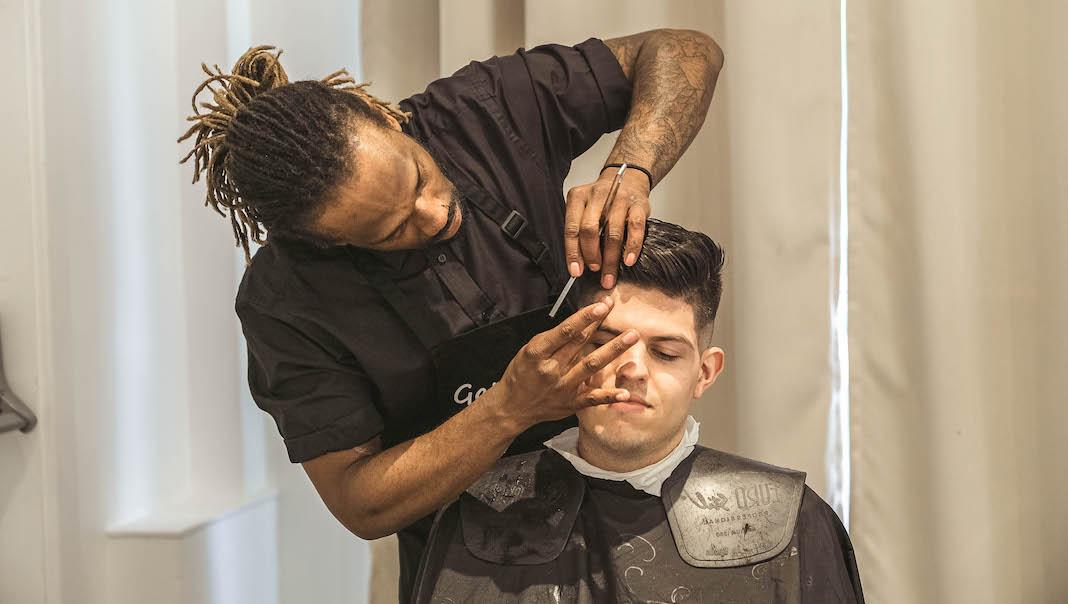 get groomed application londres