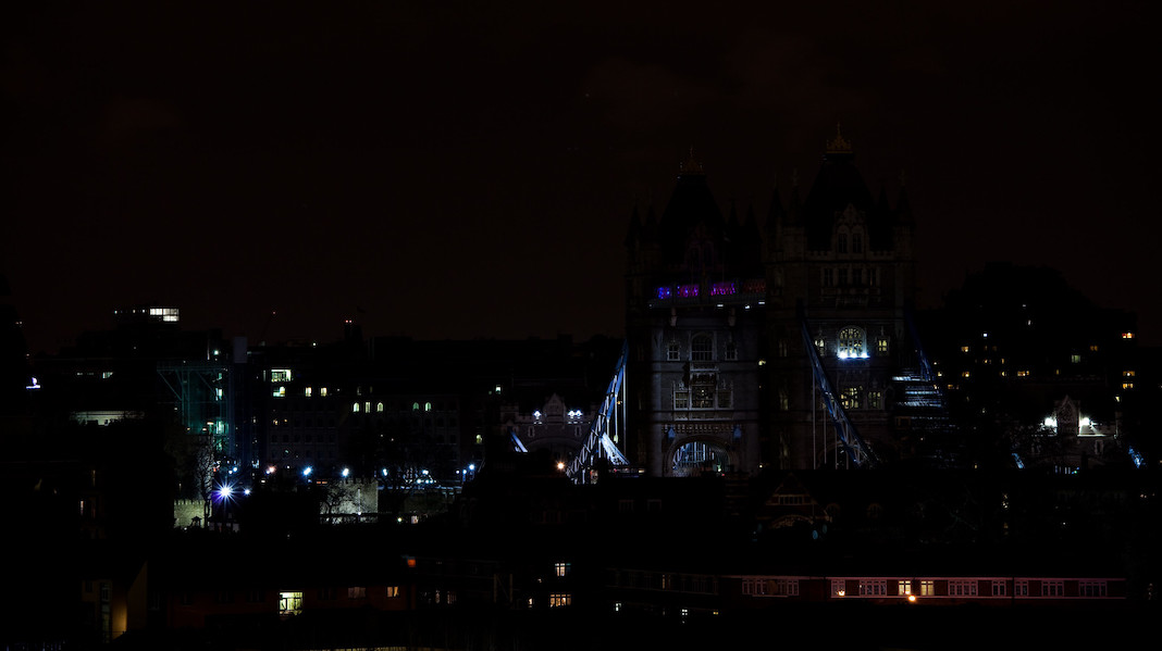 que faire a londres en mars 2020 earth hour