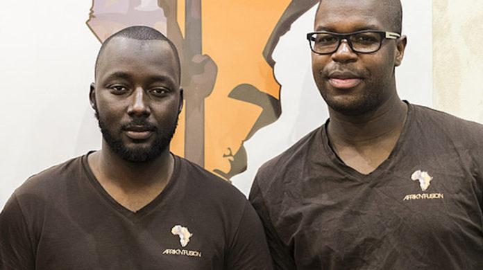 afriknfusion restaurant londres fondateurs