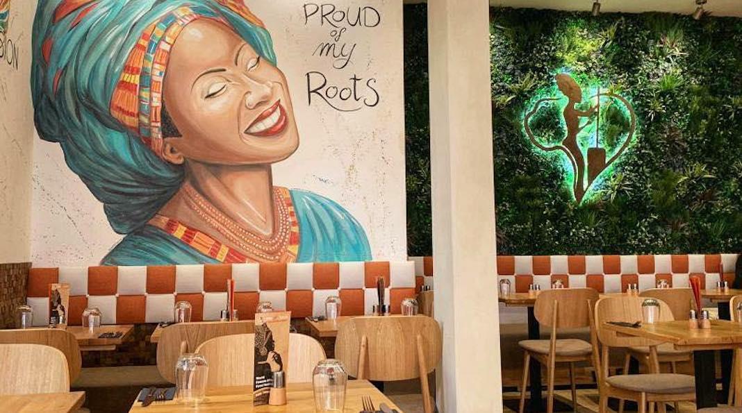 afriknfusion restaurant londres fulham