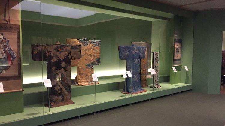 kimono exposition londres histoire japon