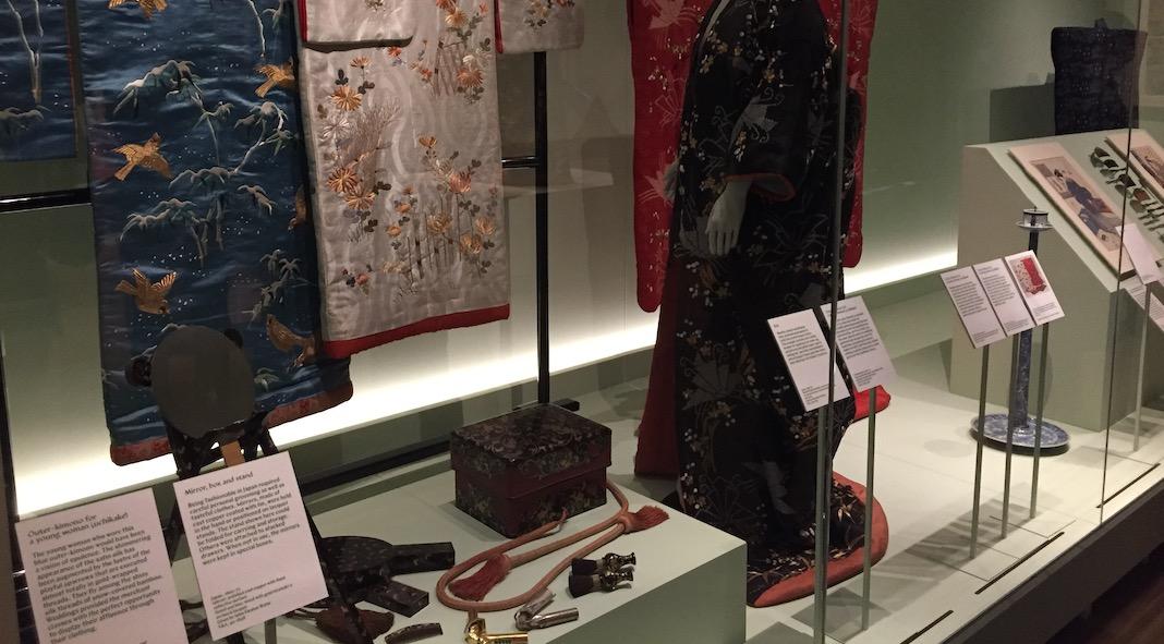 kimono exposition londres histoire