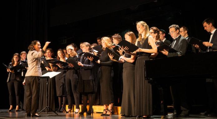 les fauristes chorale concert londres
