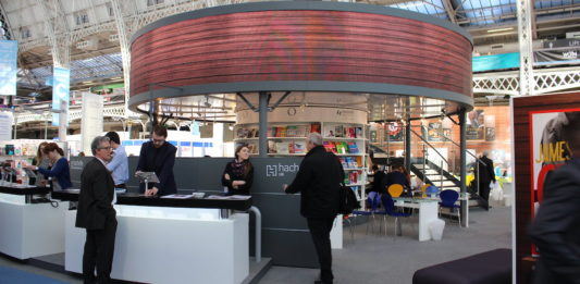 london book fair coronavirus hachette livre