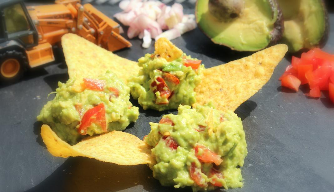 recette guacamole livre cuisine cook with flo kids en cuisine