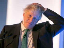 designated survivoir royaume-uni coronavirus boris johnson