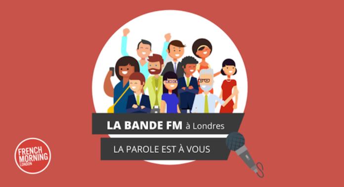 bande FM Londres replay alexandre holroyd