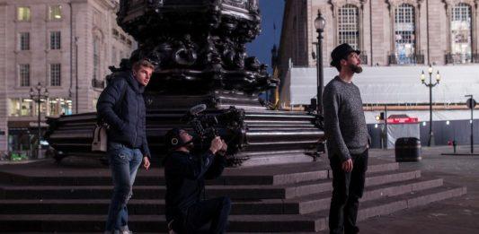 documentaire tournage pianiste francais londres