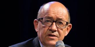 Jean-Yves Le Drian quarantaine france royaume-uni