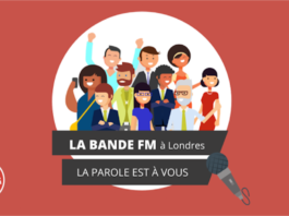 bande FM Londres deconfinement