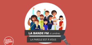 bande FM Londres restaurateurs francais