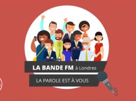 bande FM Londres francais solidaires crise sanitaire