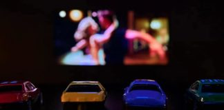 drive in cinema londres