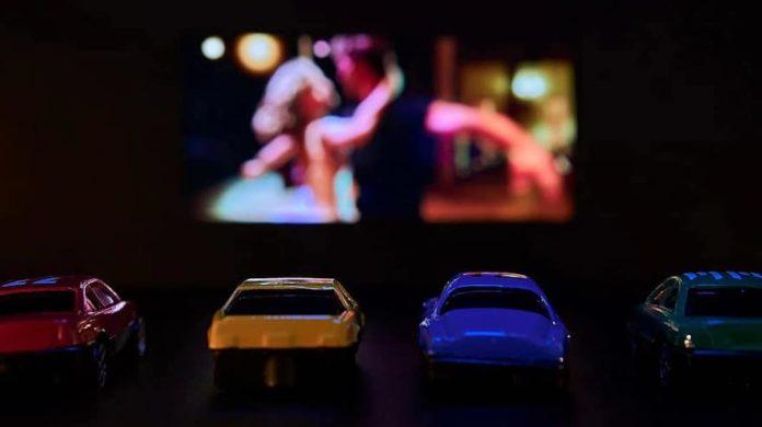 drive in cinema londres