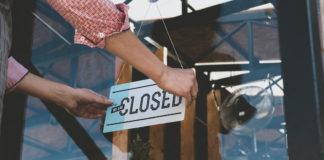 fermeture restaurants boutiques coronavirus