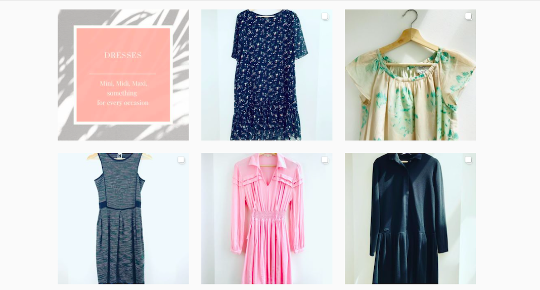 wardrobes stories drop and shop