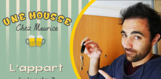 alexandre poli serie youtube une mousse chez maurice