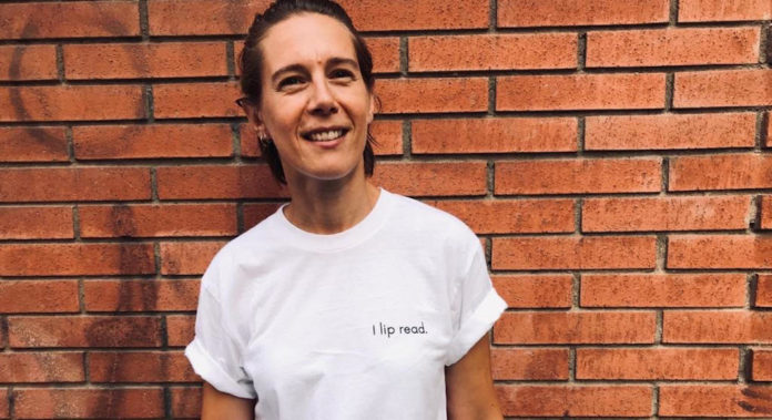 amelie fandart deaf apparel t-shirt sourd