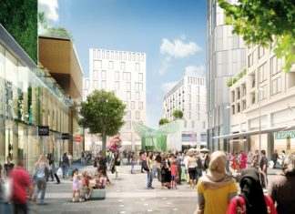 bouygues reamenagement canning town londres