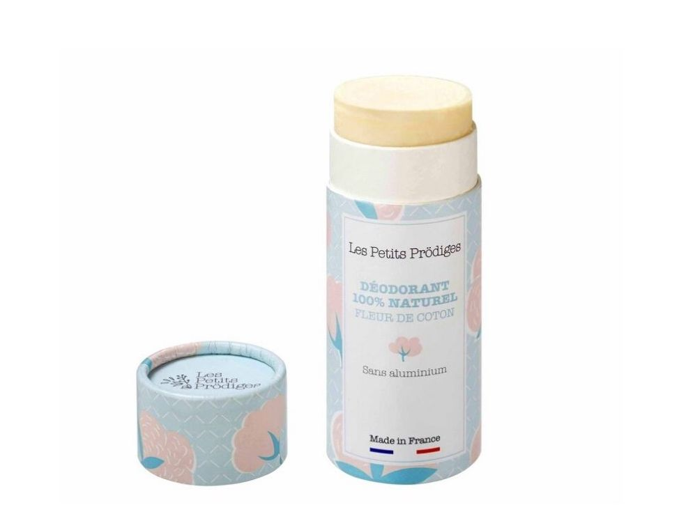deodorant concours sans plastique