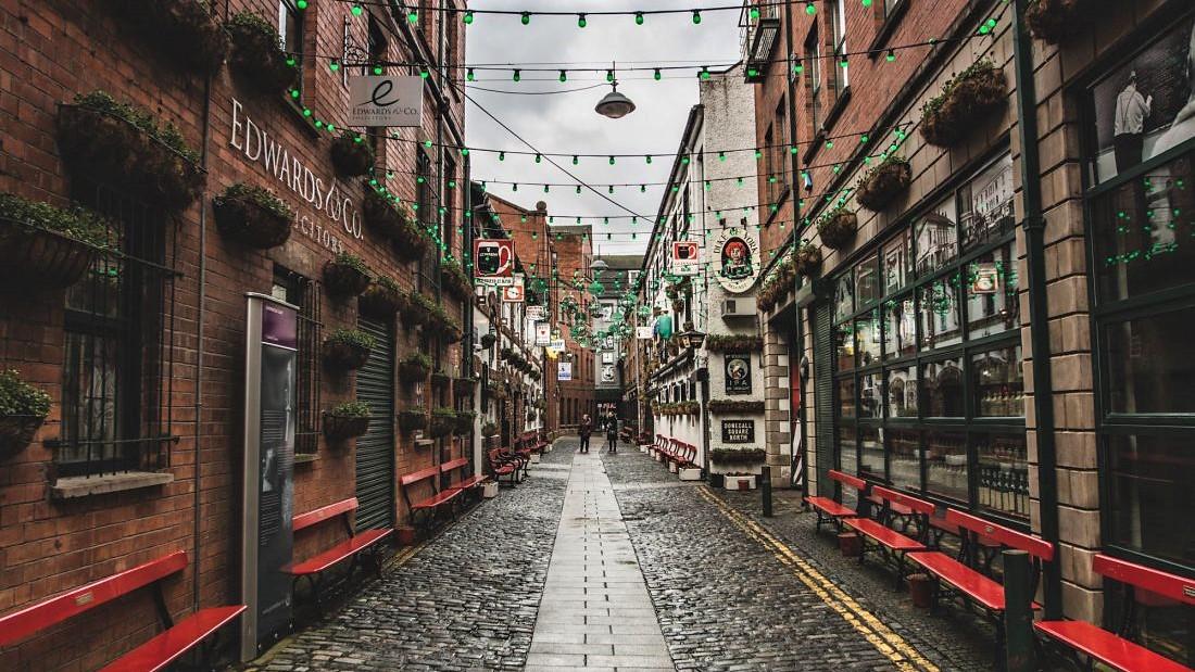 Belfast, Irlande du Nord