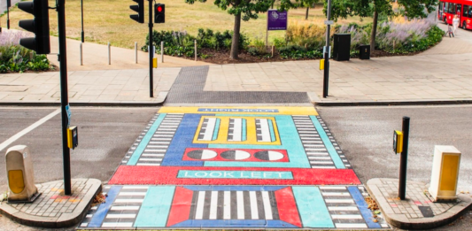 camille walala white city londres