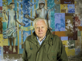 David Attenborough documentaire institut francais