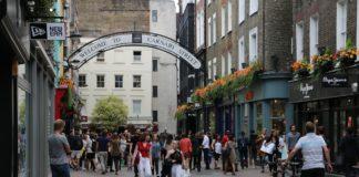 Les Rolling Stones ouvrent leur propre boutique à Carnaby Street