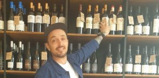 maxence masurier made in little france vin londres